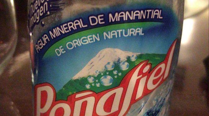 Puebla: Sin riesgo para la salud productos Peñafiel, afirma Profeco (El Sol de Puebla)