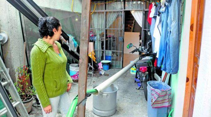 Arranca recolección de agua de lluvia ( El Sol de Mexico)
