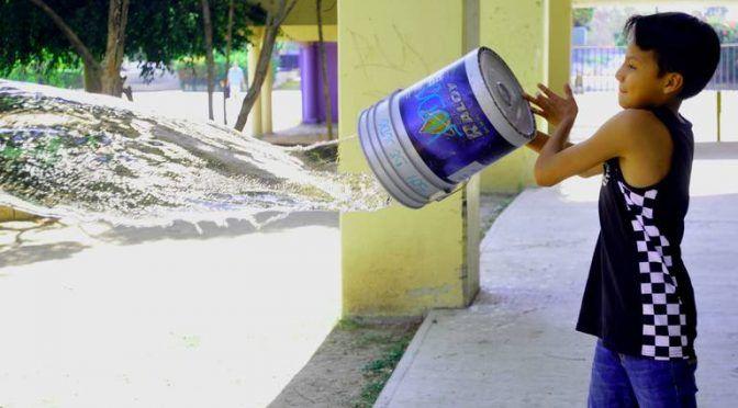 Guanajuato: Invitan a no desperdiciar agua el Sábado de Gloria (El Sol del Bajío)
