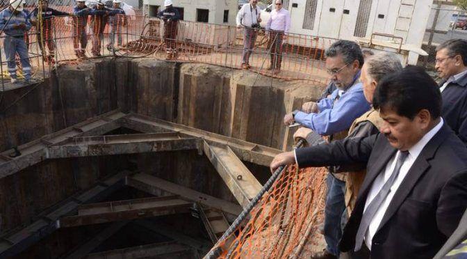 CdMx: Planean construir colectores de agua en Miramontes e Indios Verdes (El Sol de México)
