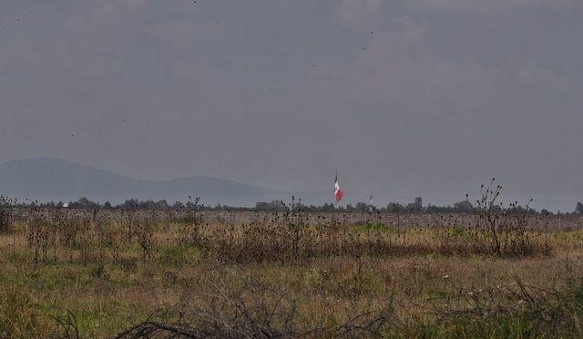 CDMX: agua, problema para el aeropuerto de Santa Lucía (La Jornada)