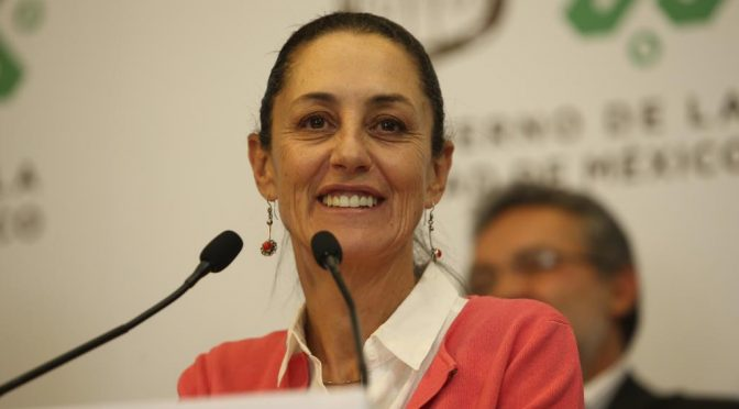 CDMX: Lanzan estrategia para reducir 20% fugas de agua en la CDMX (La Jornada)