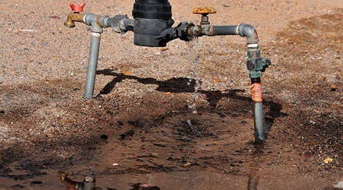 Sonora: suspenderán servicio de agua en el Sur de la ciudad (El Sol de Hermosillo)