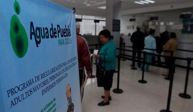 Puebla: Ciudadanos obtienen 370 amparos contra empresa de agua (MTP noticias)