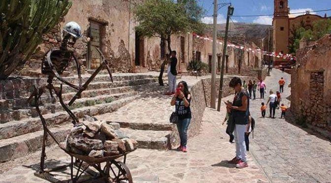 San Luis Potosí: Cerro de San Pedro sufre falta de agua (Pulso)