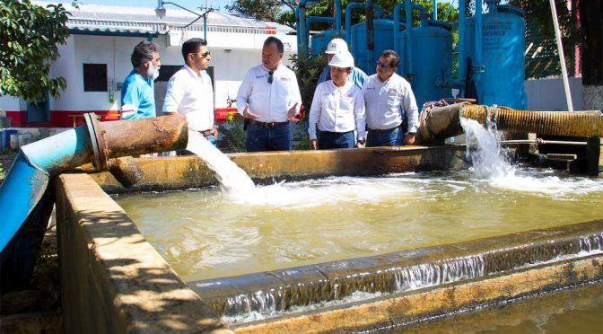 Zacatecas: Prevén agua potable para el 90% de la población (Imagen)