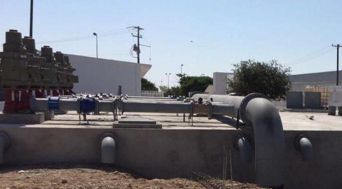 Tamaulipas: Incorporan pozo de agua de maquiladora a red de la ciudad  (cinco)