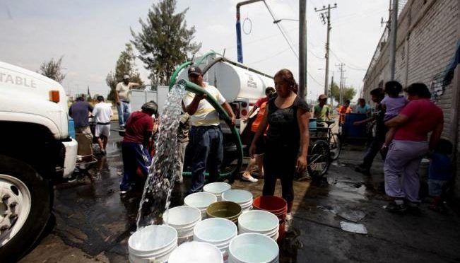 CDMX condona pago de agua desde 2014 a 71 colonias de Iztapalapa (24 horas)