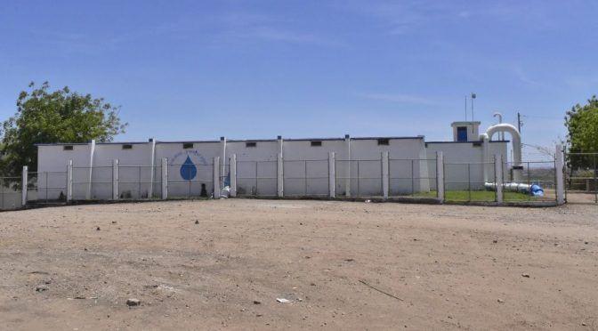 Sinaloa: No habrá estiaje este año con planta potabilizadora (Debate)