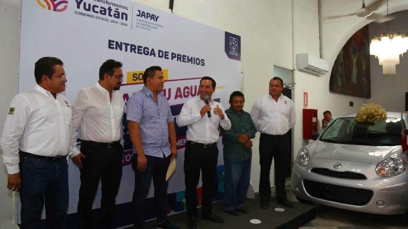 Yucatán: 37 mil usuarios adeudan pago por servicio de agua (El Financiero)
