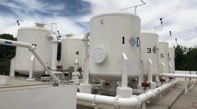 Durango: Mejora calidad de agua en La Laguna (La voz de Durango)