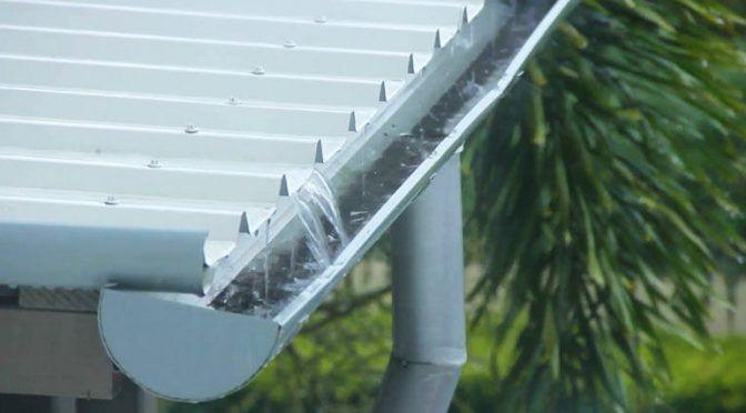 CDMX: Obligan a captar lluvia donde falte agua (Zocalo)