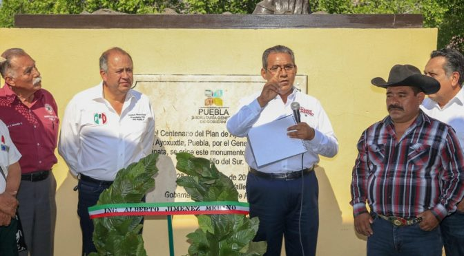 Puebla: Ofrece Jiménez Merino proyectos de captación de agua (Milenio)