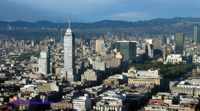 México estará urbanizado en 80% para el año 2050: UNAM (El Universal)