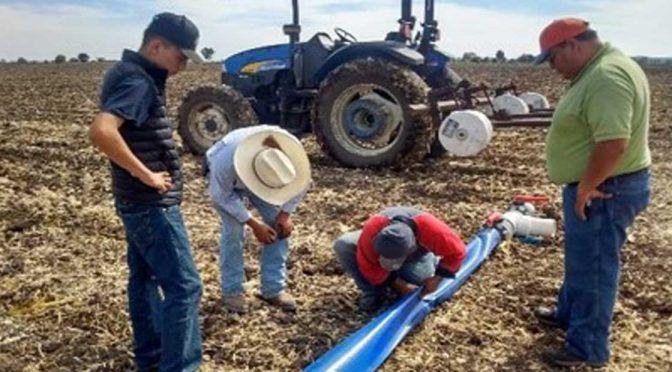 Michoacán: Impulsan CEAG proyectos demostrativos para ahorro de agua (Periódico correo)