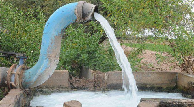 Zacatecas: Se desperdician millones de litros de agua potable (NTR)