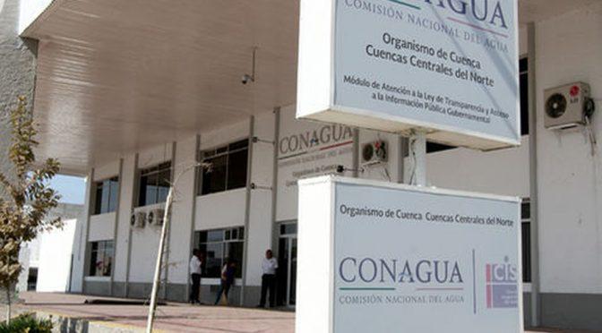 Coahuila: Conagua retiene 10 mdp de participaciones federales al Simas (El Siglo de Torreón)