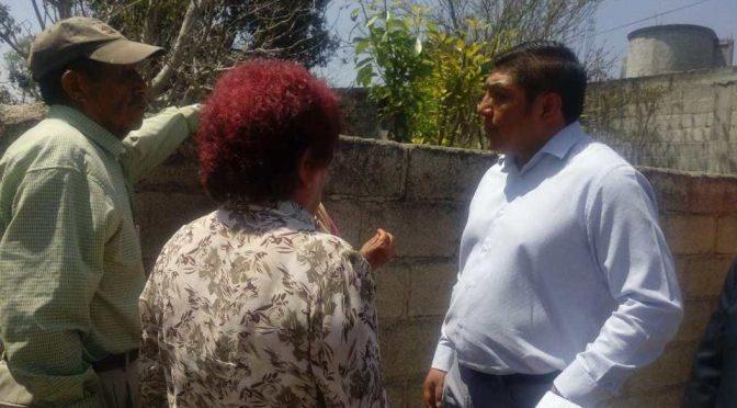 Tlaxcala: 85 % de aguas residuales son tratadas en Totolac: Giovanní Pérez (abc)