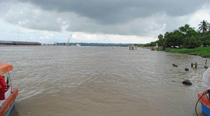 Río Pánuco con 1.6 millones de metros cúbicos de agua sin tratar (Milenio)