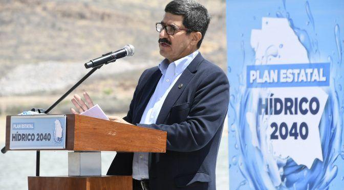 Chihuahua: presenta el gobernador Plan Estatal Hídrico 2040 para uso responsable del agua en Chihuahua (Unidos con Valor)