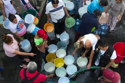CDMX: Tlalpan, con el mayor número de colonias donde se reparte agua por tandeo (Consejo Consultivo del Agua)