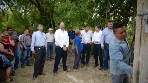 Invierte Coahuila en red de agua potable de San Juan de Sabinas (El Diario de Coahuila)