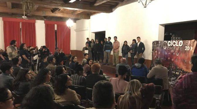 """Baja California: Presentan """"cortos"""" con tema del agua (El vigía)"""