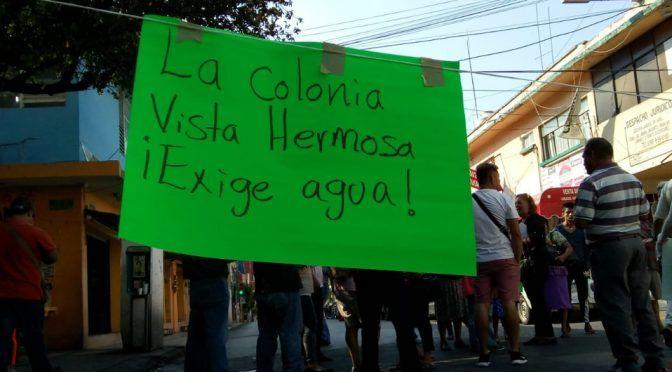 Guerrero: Habitantes bloquean centro de Chipancingo por falta de agua (Milenio)