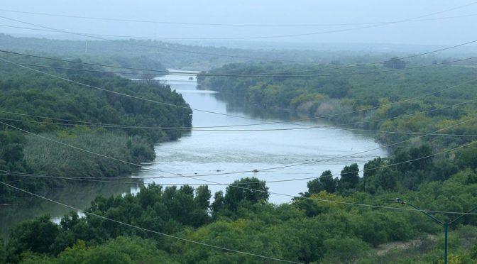 Tamaulipas: Emiten alerta para no cruzar el río Bravo (e-consullta.com)