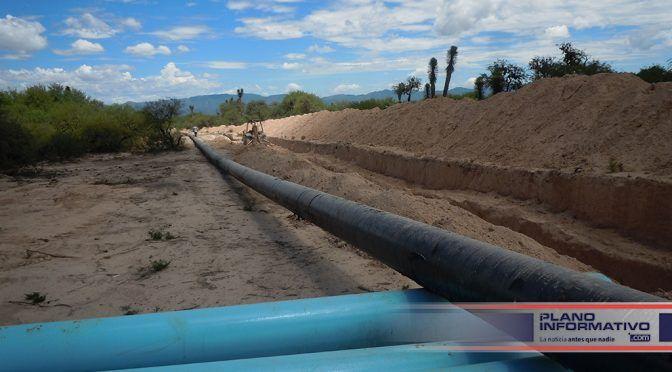 San Luis Potosí: impugnarán construcción de presa La Maroma (Plano Informativo)