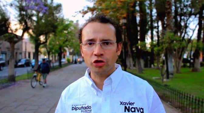 San Luis Potosí: Pide Nava no politizar tema del agua y pagar por el servicio (Exprés)