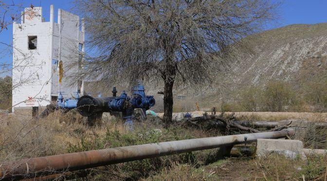 Durango: Por corte de luz, pozos de agua dejan de funcionar 4 horas (Milenio)