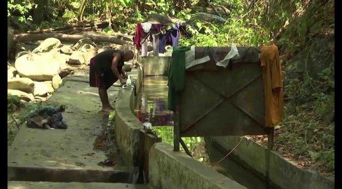 Venezuela: parque nacional se convierte en un baño público (publimetro)