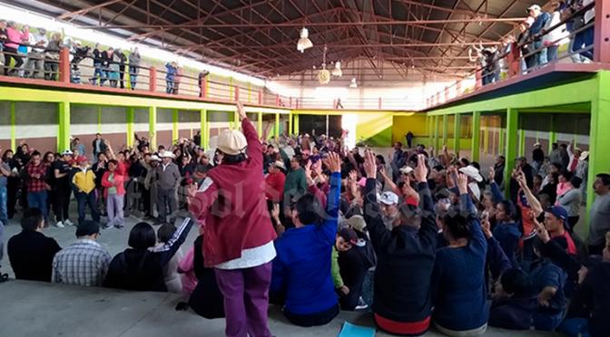 Tlaxcala: acuerdan en Xipetzinco municipalizar servicio del agua potable (El Sol de Tlaxcala)