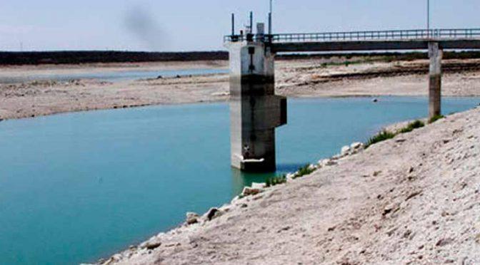Nuevo León:  Dan permiso de agua a la Presa Libertad (El horizonte)