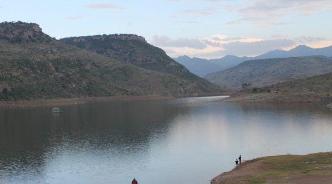 San Luis Potosí: Temen escasez de agua con obra en la presa San Antonio (Quadrantín)