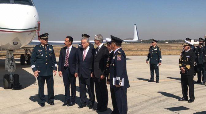 Edomex: Se inicia el lunes la construcción del aeropuerto de Santa Lucía (La jornada)
