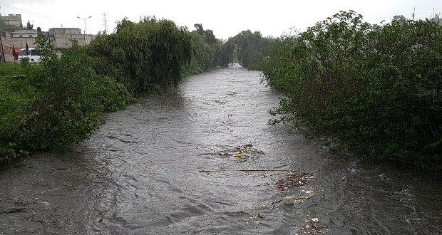 Puebla: Deben atender 13 ríos y barrancas de capital contra inundaciones (Ángulo 7)