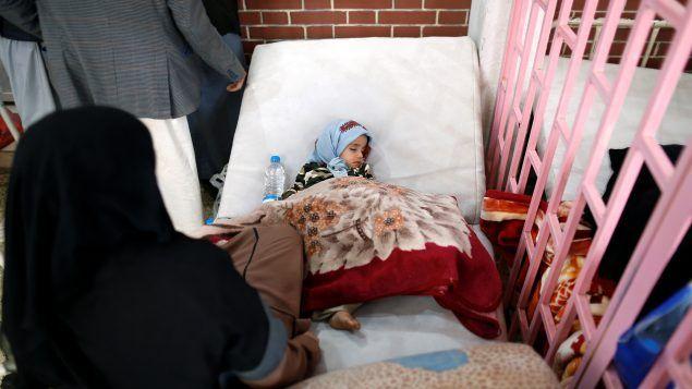 Republica de Yemen: Peligroso brote de cólera en Yemen ha dejado 190 muertes desde enero del 2019, un tercio eran niños (Radio Canada Internacional)
