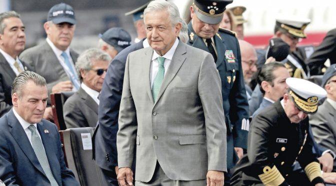 México: CDMX: Santa Lucía agudiza falta de agua: UNAM (Contra Réplica)