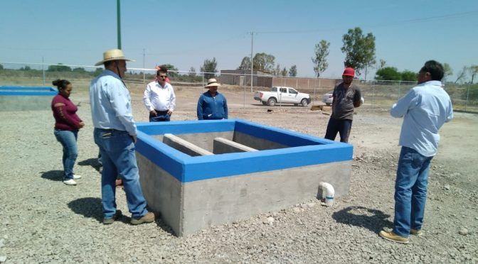 León: Casi lista planta tratadora de agua en Silao (Milenio)