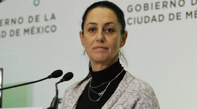 CDMX: Sheinbaum condona agua a 30 colonias de CDMX que sufren desabasto (Político.mx)