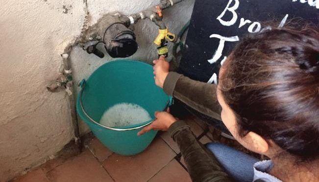 CDMX: Protestan por la falta de agua en Ticomán; culpan al Sacmex del desabasto (La jornada)