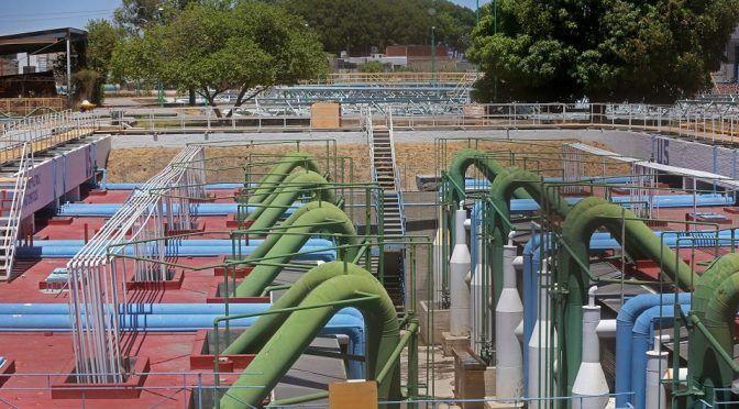 Guadalajara: En tres puntos, SIAPA inicia mantenimiento (Milenio)