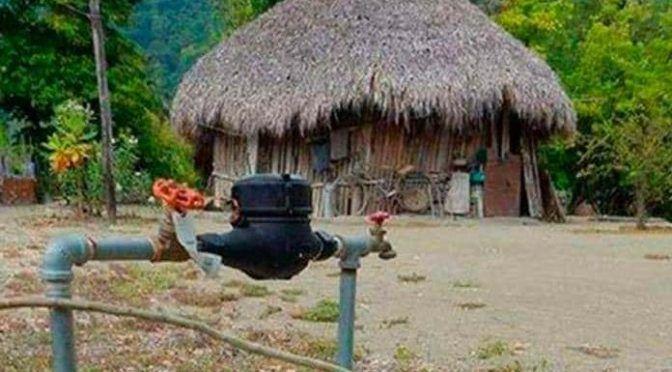 San Luis Potosí: Tanquián se quedará sin agua, advierte edil (Pulso)