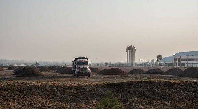 CDMX: Construir en Santa Lucía traería desabasto de agua: ingenieros (El Economista)