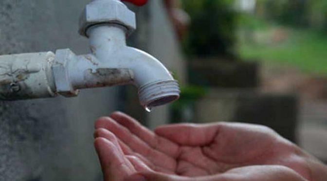 Veracruz: desesperación y protestas por falta de agua en Tuxpan (La Opinión de Poza Rica)