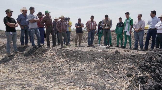 Michoacán: Presentan programa para aprovechar agua de lluvia en campo de La Piedad (Quadrantín)