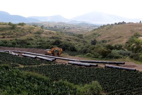 Puebla: Ordenan amparar a comunidades que rechazan el Proyecto Integral Morelos (La jornada)