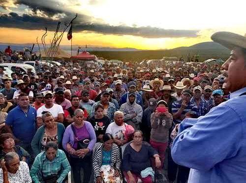 Zacatecas: Denunciarán por difamación a directivos de Peñasquito (La jornada)